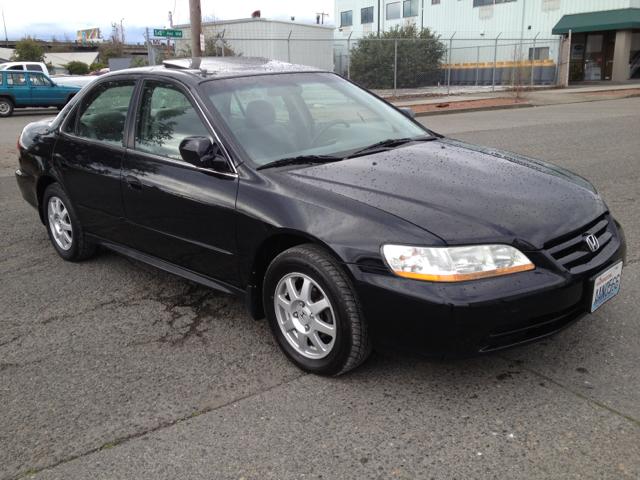 2002 Honda Accord Special Edition Sedan - Seattle WA