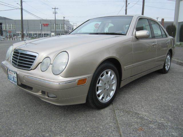2000 Mercedes-Benz E-Class E320 4dr Sedan - Seattle WA