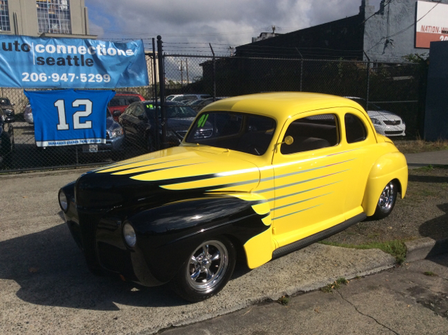 1941 Ford Club Coupe Club Coupe - Seattle WA