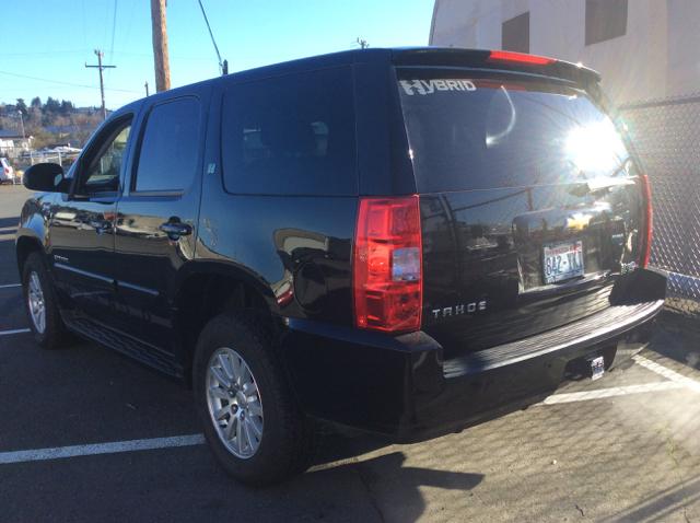 2008 Chevrolet Tahoe 4x4 Hybrid 4dr SUV - Seattle WA