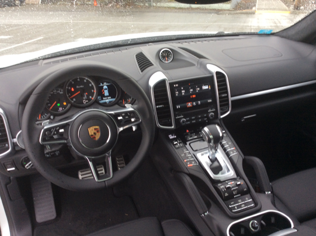 2017 Porsche Cayenne AWD Turbo 4dr SUV - Seattle WA