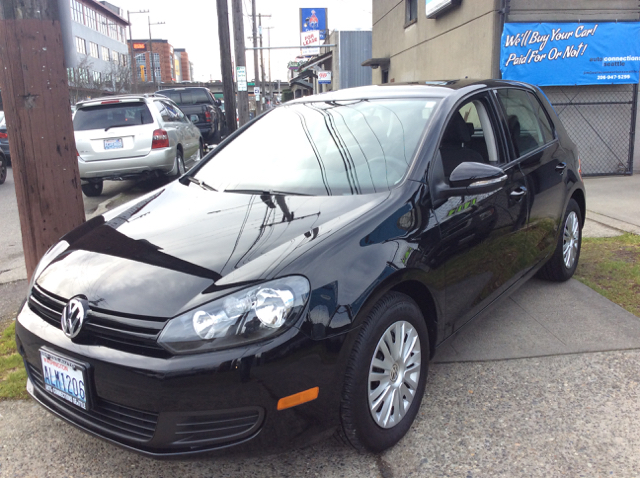 2013 Volkswagen Golf 2.5L PZEV 4dr Hatchback 6A w/ Convenience and Sunroof - Seattle WA