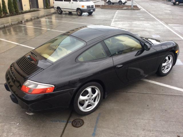 2001 Porsche 911 Carrera 2dr Coupe - Seattle WA