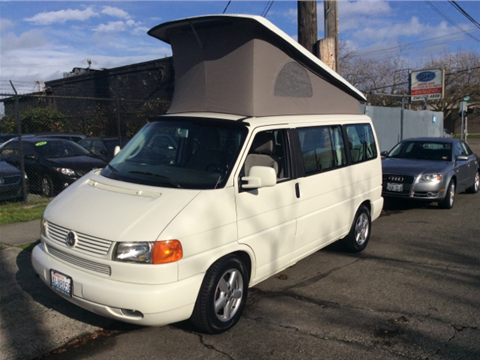 2002 volkswagen eurovan for sale. Black Bedroom Furniture Sets. Home Design Ideas