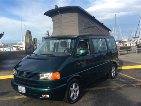 2002 Volkswagen EuroVan for sale in Seattle, WA