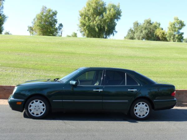 1997 mercedes benz e class e320 4dr sedan for sale in mesa for Mercedes benz e320 1997