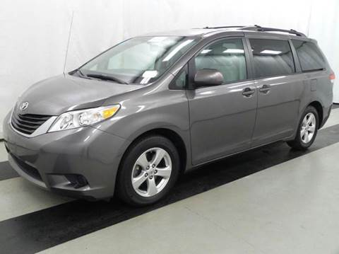 2013 Toyota Sienna for sale in Seattle, WA
