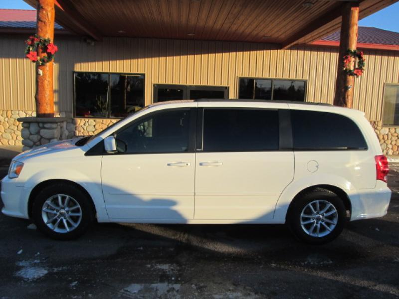 2013 Dodge Grand Caravan SXT 4dr Mini-Van - Chadron NE