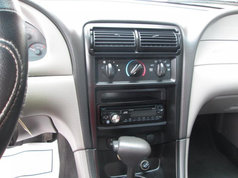 2002 Ford Mustang 2dr Coupe - Chadron NE