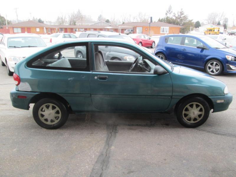 1997 Ford Aspire 2dr Hatchback - Chadron NE