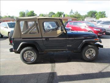 1991 jeep wrangler for sale. Black Bedroom Furniture Sets. Home Design Ideas