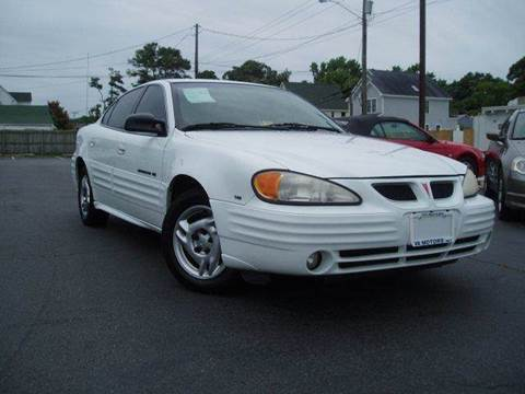 2000 Pontiac Grand Am for sale in ., Sel