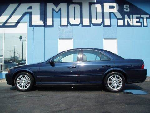 2004 Lincoln LS for sale in ., Sel