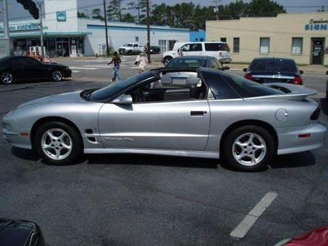 1998 Pontiac Firebird - Information and photos - ZombieDrive