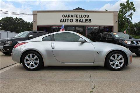 2003 nissan 350z for sale in haltom city tx. Black Bedroom Furniture Sets. Home Design Ideas