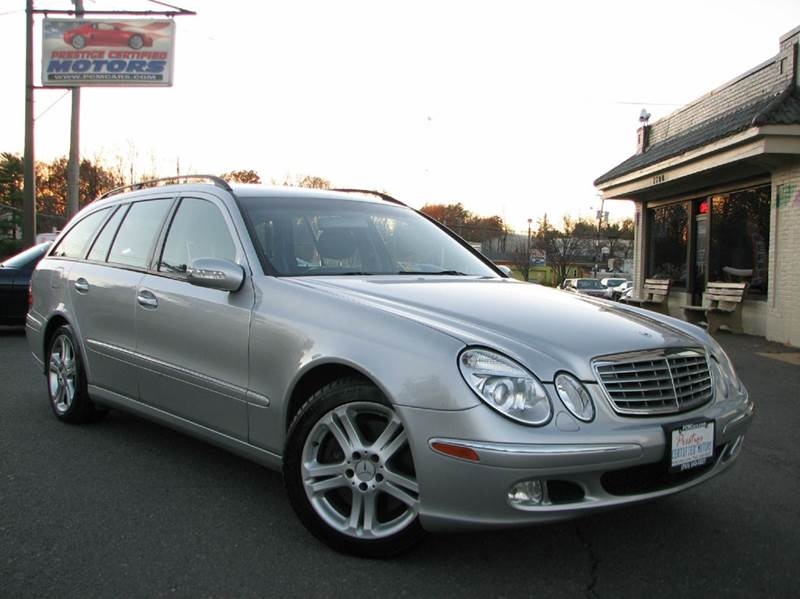 Mercedes benz for sale in falls church va for 2004 mercedes benz e500 for sale