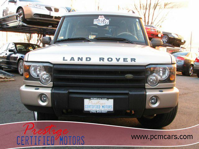 2003 Land Rover Discovery