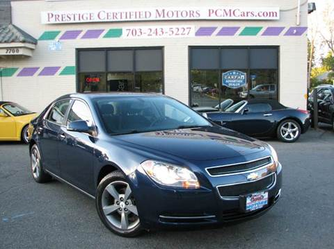 2011 Chevrolet Malibu for sale in Falls Church, VA