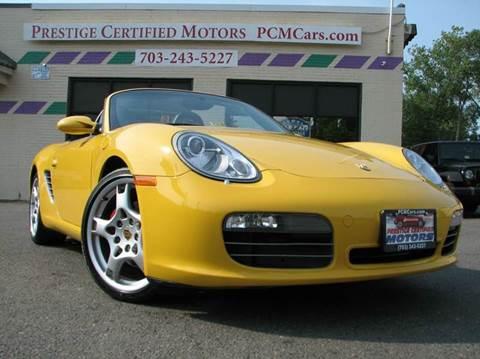 2006 Porsche Boxster for sale in Falls Church, VA