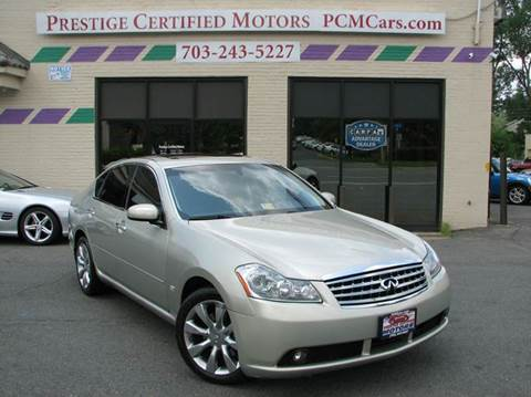 2006 Infiniti M35 for sale in Falls Church, VA