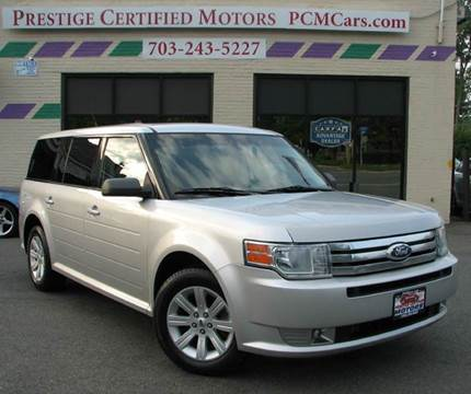 2012 Ford Flex for sale in Falls Church, VA