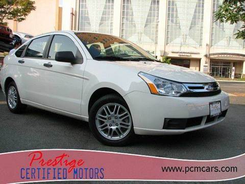 2010 Ford Focus for sale in Arlington VA