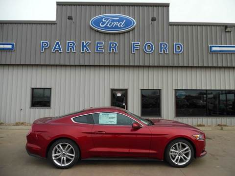 2017 Ford Mustang for sale in Parker, SD