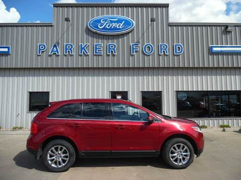 2013 Ford Edge for sale in Parker, SD