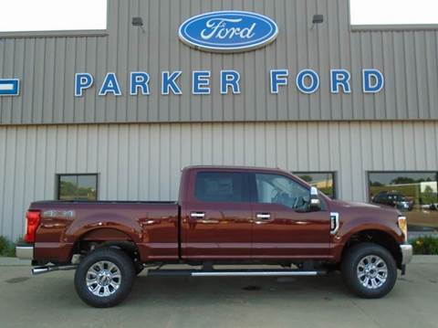 2017 Ford F-250 Super Duty for sale in Parker, SD