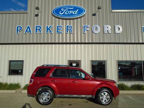 2011 Ford Escape for sale in Parker, SD