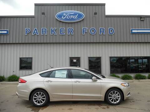 2017 Ford Fusion for sale in Parker, SD