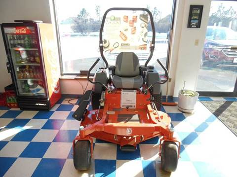 2016 Husqvarna M-ZT52 Commercial Mower for sale in Parker, SD