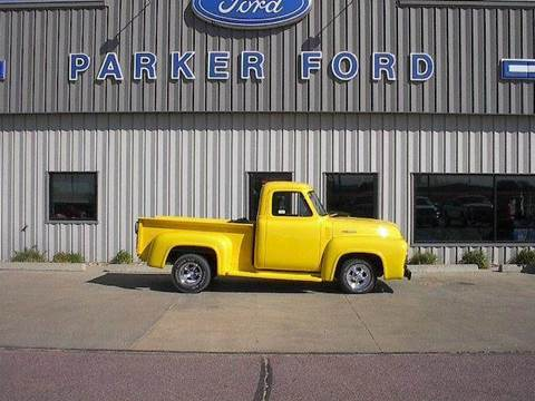 1954 Ford F-100 for sale in Parker, SD