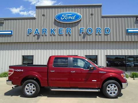 2013 Ford F-150 for sale in Parker, SD