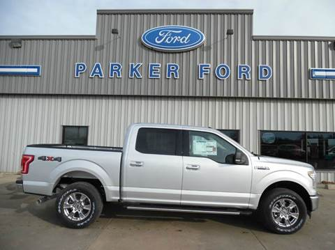 2017 Ford F-150 for sale in Parker, SD