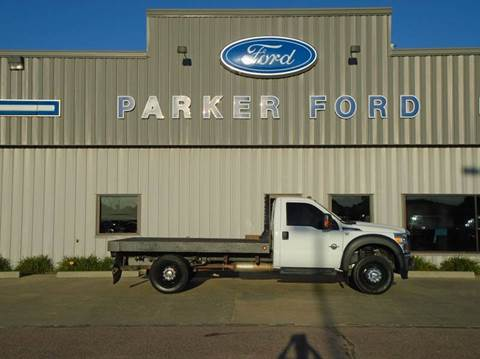 2016 Ford F-450 for sale in Parker, SD