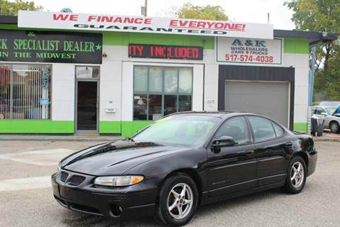 2000 Pontiac Grand Prix for sale in Lansing, MI