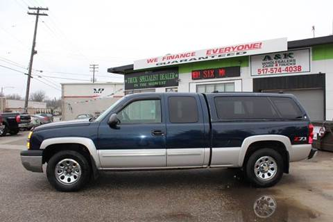 2005 Chevrolet Silverado 1500 for sale in Lansing, MI