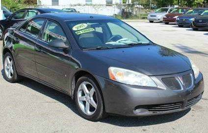 2007 Pontiac G6 for sale in Lansing, MI