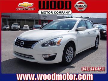 2015 Nissan Altima For Sale Arkansas
