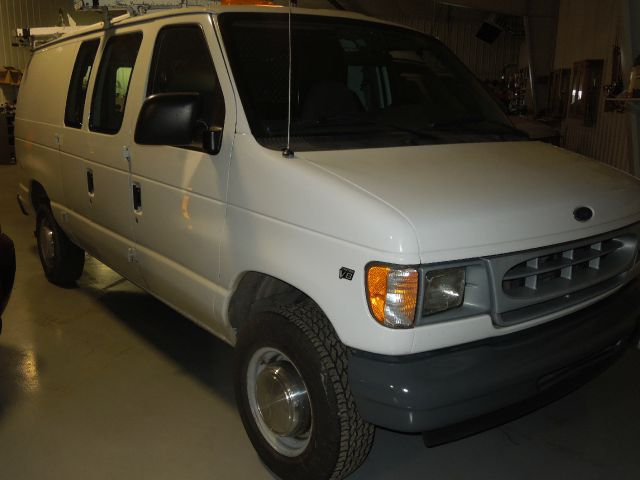 2002 Cargo Van Ford E250 w LOW MILES! CLEAN! Stk#5449