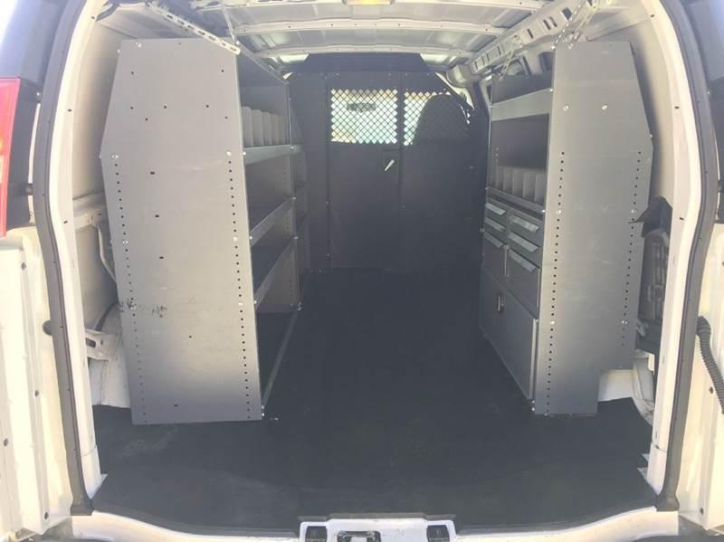 2013 Chevrolet AWD Cargo Van Cargo Doors Both Sides!  - Bismarck ND