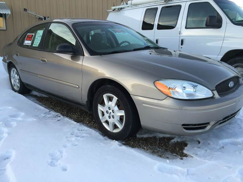 2006 Ford Taurus LOW Miles! St#5453A