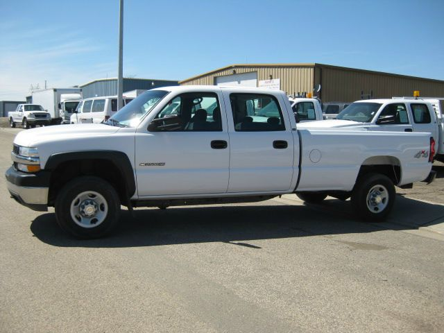 2002 Pickup Chevrolet 2500 HD 4x4 Stk#5400