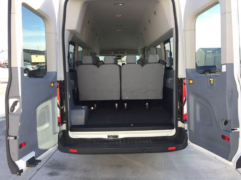 "2015 Ford ""Hi-Top"" 15 Passenger Van  - Bismarck ND"