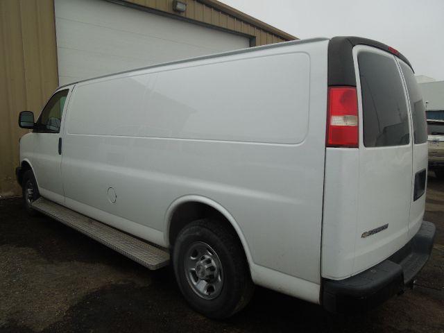 "2009 Cargo Van ""Extended"" Chevrolet 1 Ton w EXTRAS! Stk#5452"
