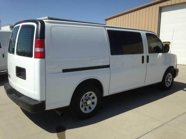 2013 Cargo Van AWD Factory Warranty #5501