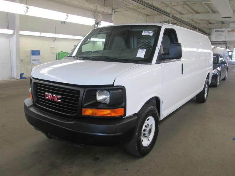 2011 Extended GMC 2500 w Factory Warranty!