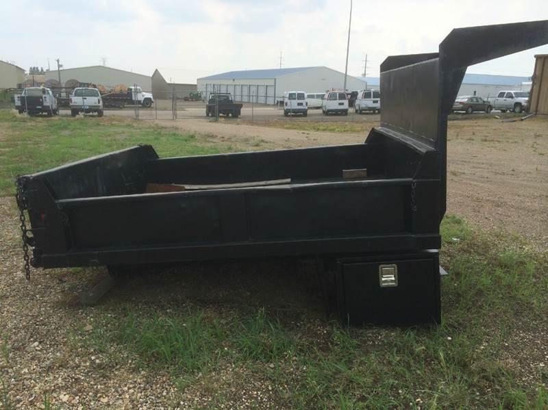 -1 Box & Hoist 8' Excellent Condition! No rust!