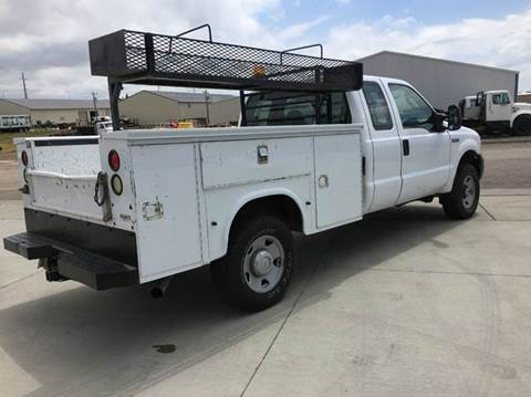 2005 Ford F250 SC HD  with Engine Updates just done!